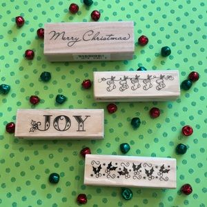 Office - Christmas Stamps